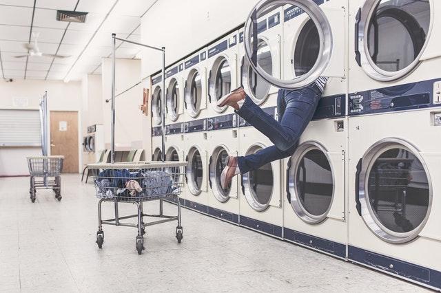 dirty laundry branding
