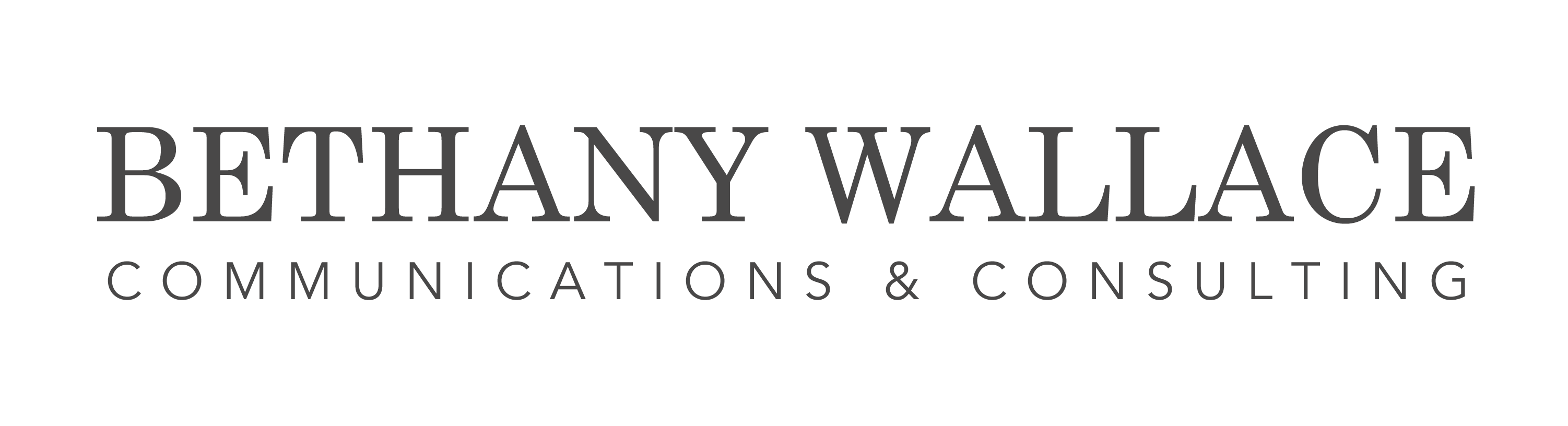 Bethany Wallace Communications and Consulting